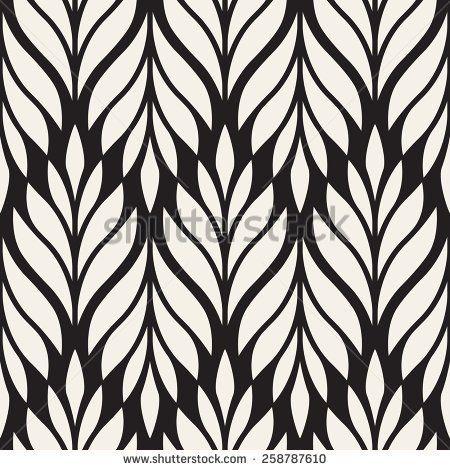 Pattern Flower Stok Vektörler ve Vektör Küçük Resmi | Shutterstock