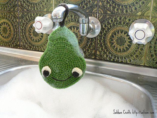 188 Best Images About Crochet Bathroom Washcloths Bath