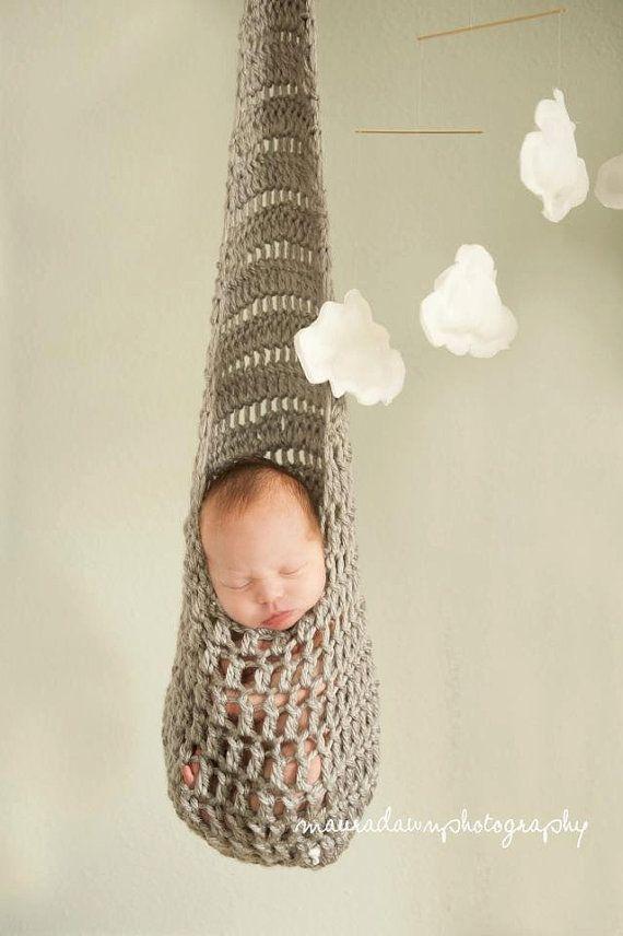 91 best Crochet cocoon images on Pinterest   Capullo de crochet ...