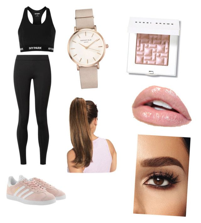 """""""Untitled #36"""" by jade2006 on Polyvore featuring The Row, adidas Originals, Topshop, ROSEFIELD and Bobbi Brown Cosmetics"""