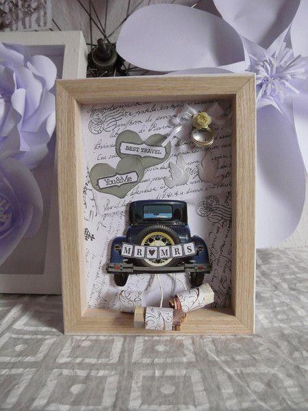 hochzeitsgeschenk bilderrahmen auto beste geschenk website foto blog. Black Bedroom Furniture Sets. Home Design Ideas