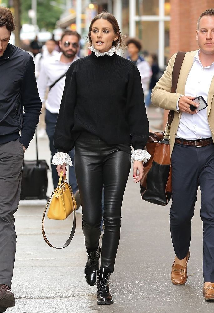 The Olivia Palermo Lookbook   Olivia Palermo Out in New York ... ab9e1ef0bb28
