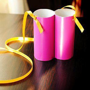 Toilet Paper Roll Binoculars 14 Toilet Paper Roll Crafts for Kids