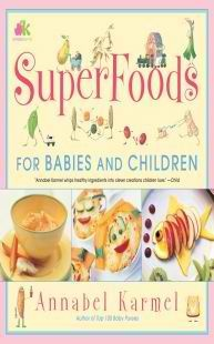 Boost your baby's health with Annabel Karmel's delicious recipes and creative advice for feeding your child in the first five years.    All parents want the best for their children, but choosing the freshest foods and preparing them in the most beneficial and appealing ways is not always easy. As a mother of three and author of more than twenty books on healthy food for children, Annabel Karmel knows better than anyone not only what children should eat but what children will..more on…
