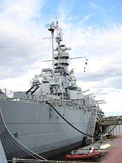 USS Massachusetts (BB-59) - Wikipedia