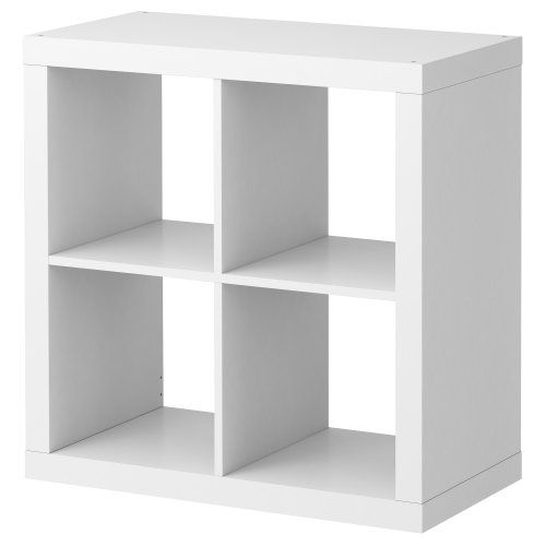 IKEA KALLAX SHELVING UNIT, BOOKCASE, WHITE, PERFECT FOR B... https://www.amazon.co.uk/dp/B00KBTHY5E/ref=cm_sw_r_pi_dp_x_SBZjzb359NJ1Q