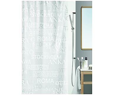 Tenda da doccia Cities, 180x200 cm