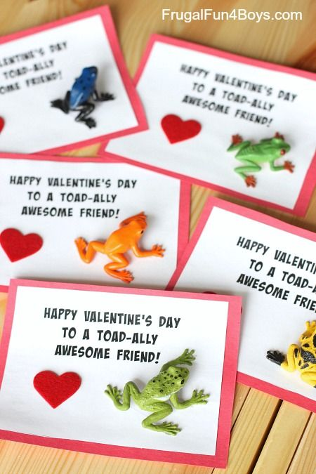 Toad-ally Awesome Frog Valentines – Boy Approved! My boys are not into Valentine's Day in the slightest, but when we saw these frog Valentines on Pinterest, Gresham wanted to make some to give to his friends! This post contains Amazon affiliate links. We saw the idea on check them out! We chose to just make …