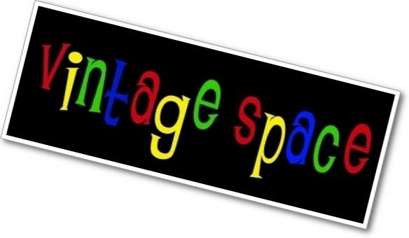 Polaroid app Vintage Space Logo. Quite like this one!
