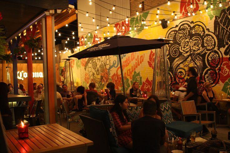 BARRIO   patio