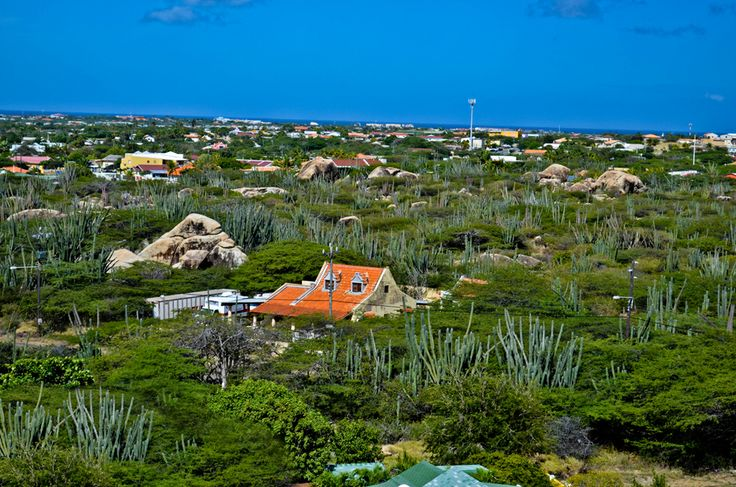 Sightseeing in Aruba located in the Caribbean, especially in the Lesser Antilles. Many small island overseas possession of the Netherlands. ...
