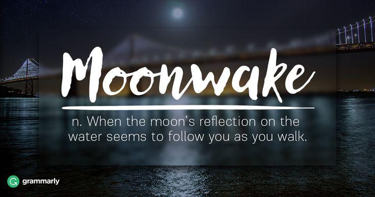 Moonwake Explanation