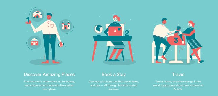 Nice infographics or character design - corporate illustration