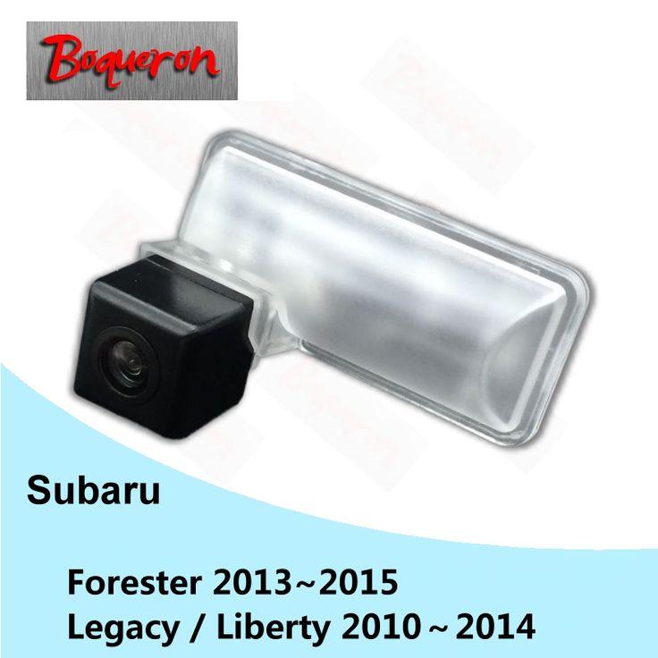 BOQUERON for Subaru Forester 2013~2015 Legacy Liberty 2010~2014 HD CCD Waterproof Car Camera reversing backup rear view camera