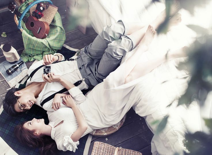 Korea Pre-Wedding Studio Photography by May Studio on OneThreeOneFour 1