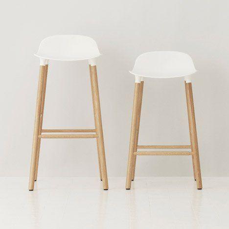 Form Counter & Bar Stool for Normann Copenhagen