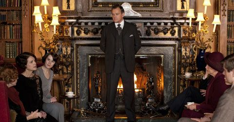 downton abbey images | Coming Soon: Downton Abbey To Stream Exclusively Through Amazon image
