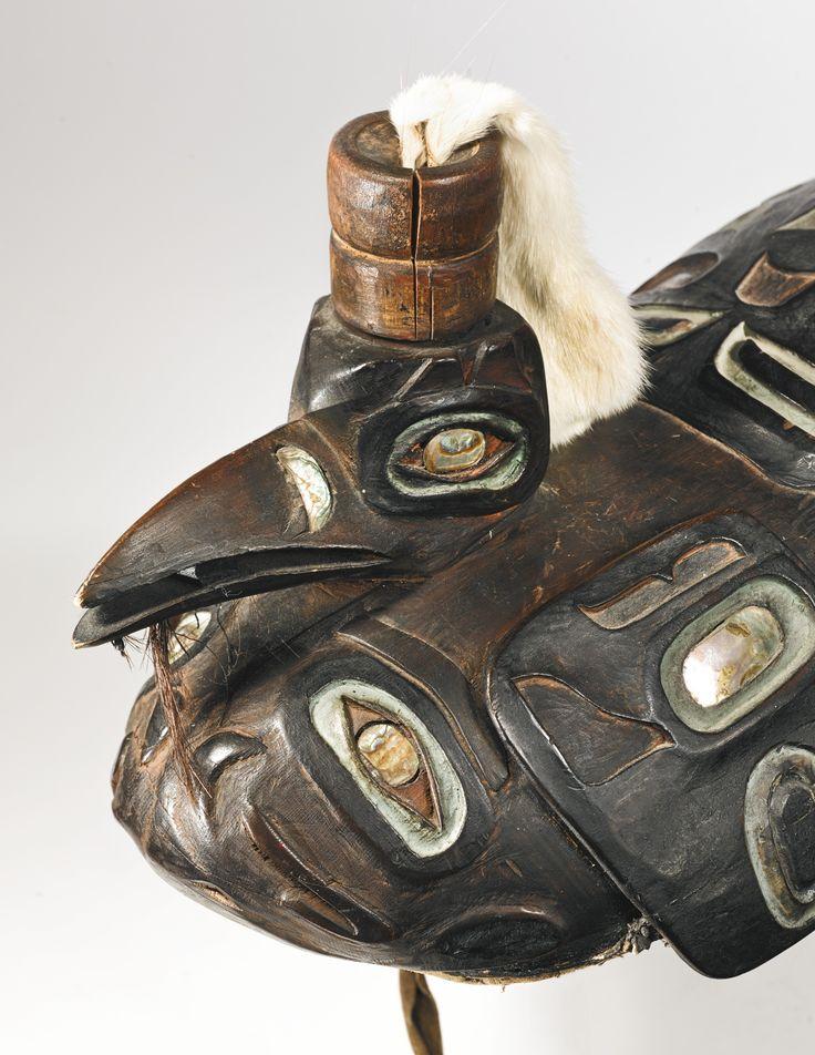 Tlingit Headdress, Northwest Coast | Lot | Sotheby's