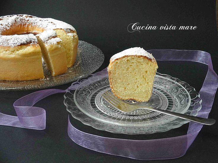 Ciambella+yogurt+greco+e+arancia+nel+fornetto+Versilia