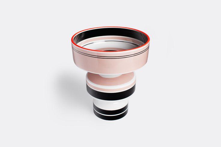 Roksanda Ilincic x Linck Ceramics | S246 | Handcrafted | Switzerland