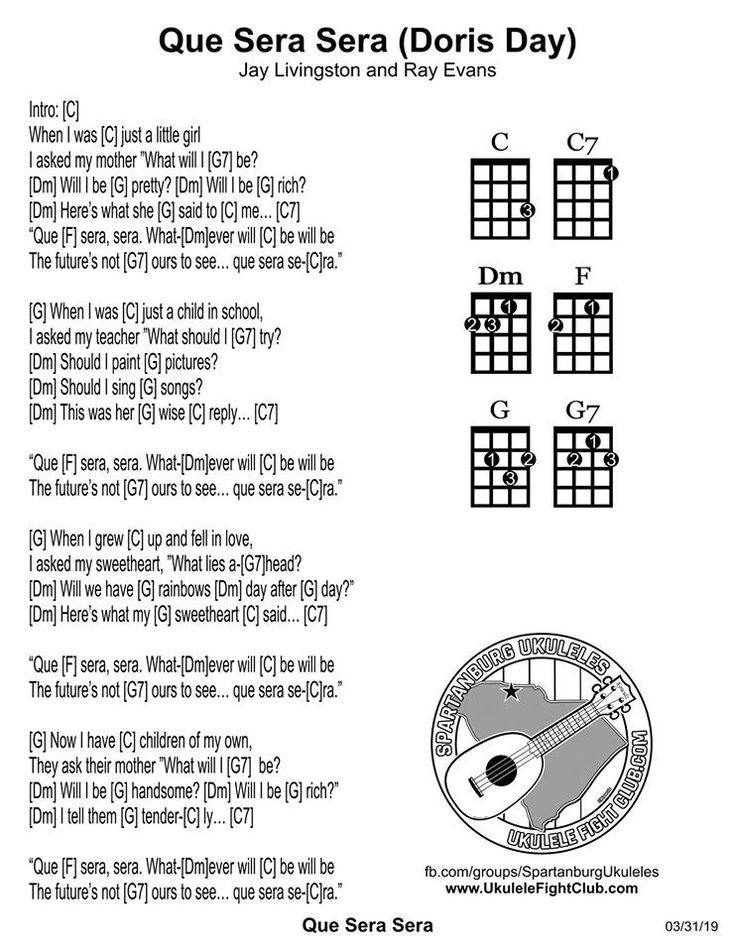 Pin by Ren Lace on Ukulele Chord Songs Ukulele songs