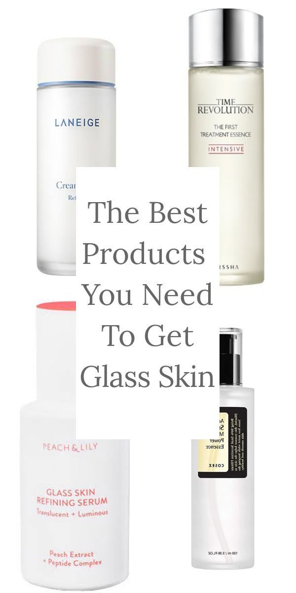 The Glass Skin Trend Remains My Best Beauty Trend From The Asian Scene Glass Skin Is When Your Skin Is So Healthy Plump In 2020 Glass Skin Peach And Lily Beauty
