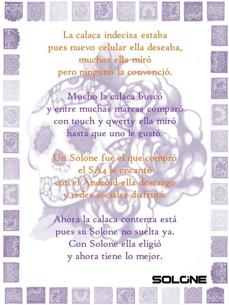 La tradicional calaverita literaria de Día de Muertos