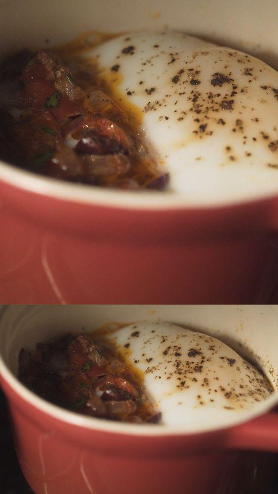 Ovos flamencos uma receita sofistica e deliciosa!
