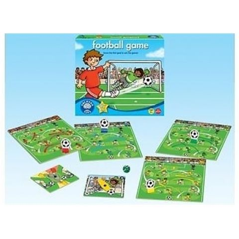 Soccer Football Game by Orchard Toys - Available at Kids Mega Mart Online Shop Australia
