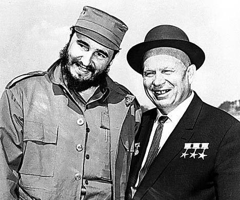Nikita Khrushchev response letter to Cuban leader Fidel Castro, October 28, 1962, Cuban Missile Crisis (primary source document)
