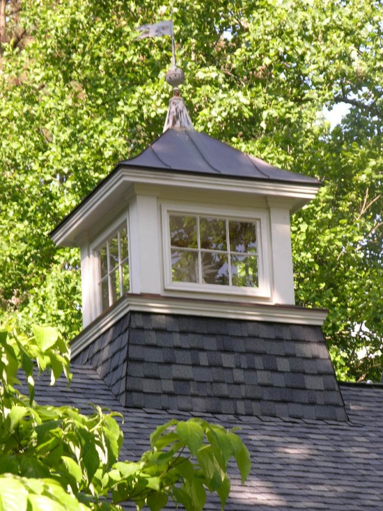 CUPOLA On Top Of House    See My New Home Design Checklist At Www.