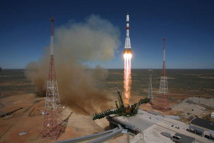 Russian Space Station Cargo Ship Is Said to Be Out of Control