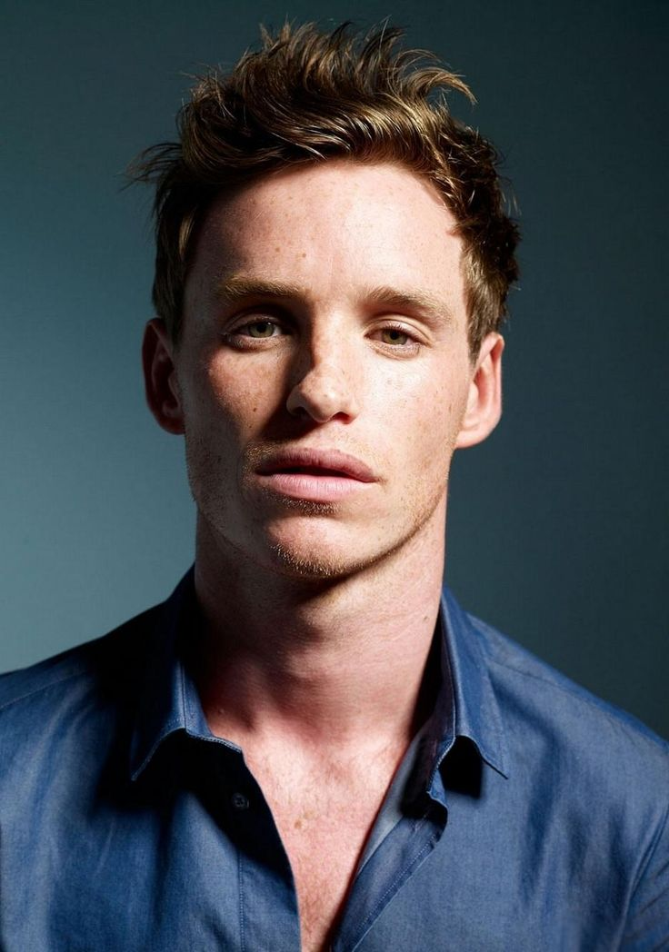 Eddie Redmayne--don't know why I love this man, but I so do...