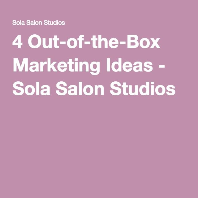 24 Best How To Open A Salon Images On Pinterest Salon Business