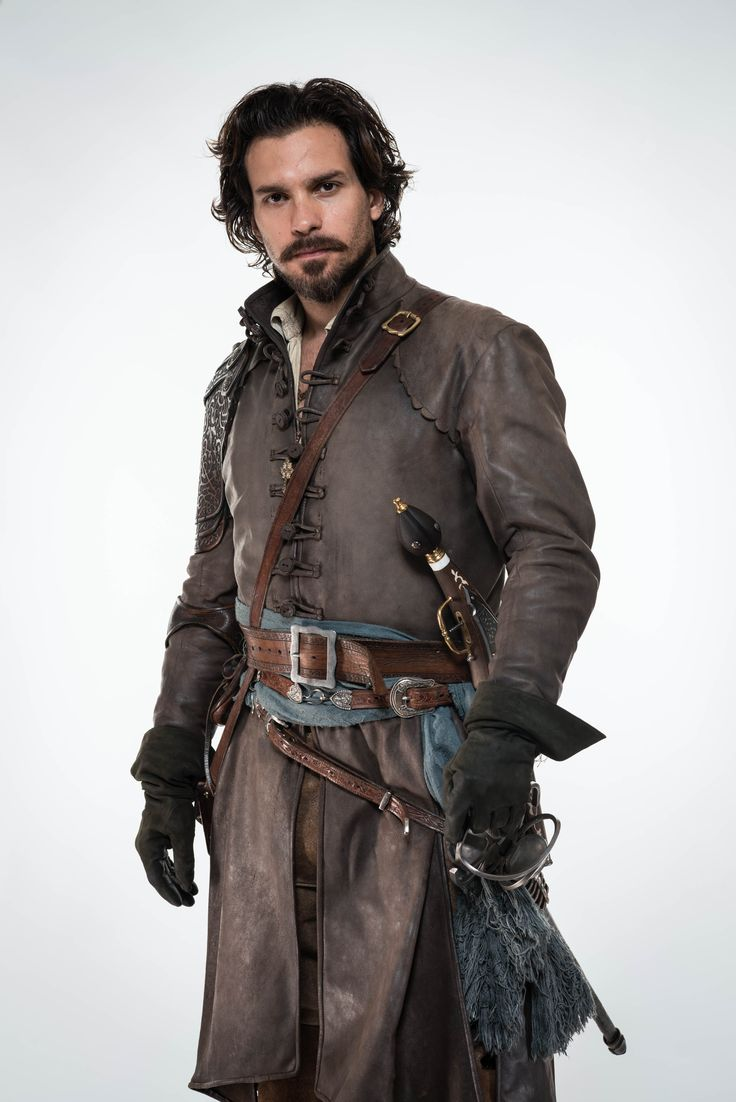 BBC The Musketeers promo | The Musketeers - Season 2 promotional photos - Aramis ('The Musketeers ...