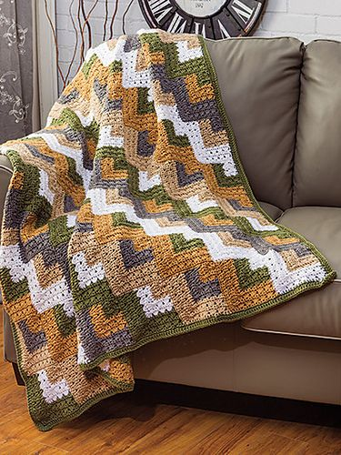 http://www.ravelry.com/patterns/library/mitered-shells-throw