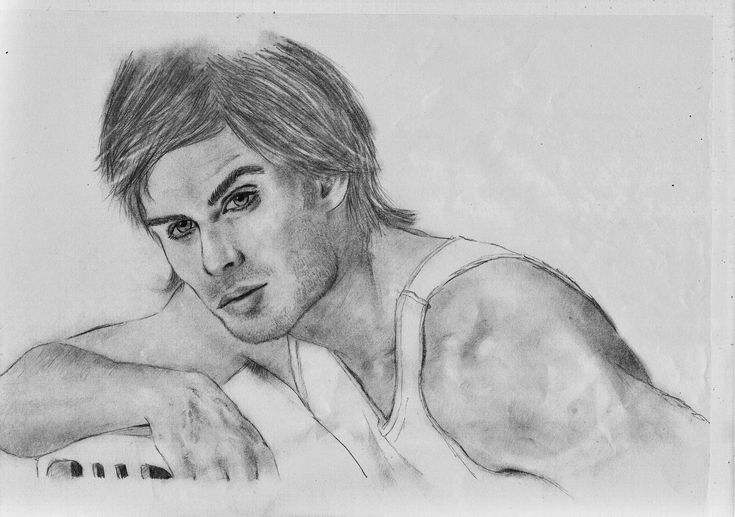Ian Somerhalder by Nanabananaa.deviantart.com on @DeviantArt