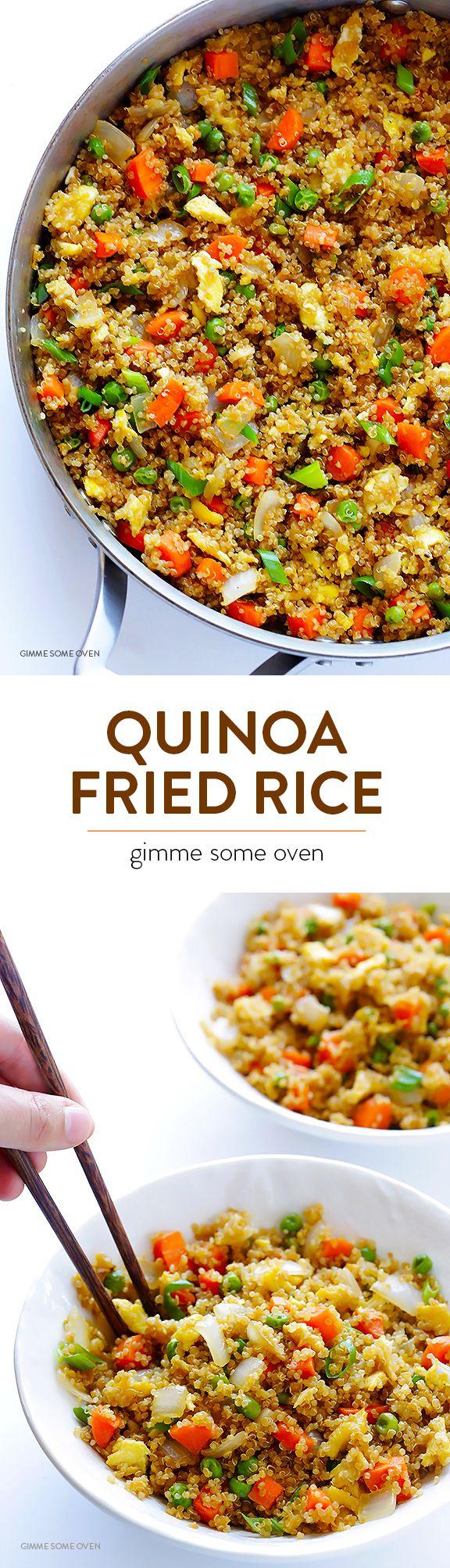 Amo la quinoa! <3
