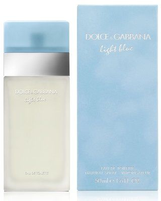 Perfume Dolce Gabbana Light Blue feminino 100ml EDT