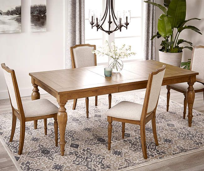 Broyhill Chateau 5 Piece Dining Set Big Lots In 2021 Trendy Dining Room Dining Room Table Set Casual Dining Room Tables