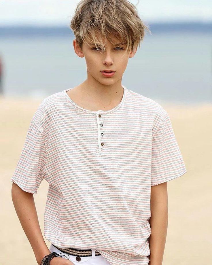 William with White T-Shirt