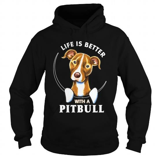 Gift for Mother's Day 2017 (19$-40$):Name Life Is Better With A PitBull Pit Bull Dog Lover Lady Girl Boy Dad Mom Man Woman Men Women T-Shirts ===>Click to order now (mother's day,mother's day 2017, mother's day gift ideas, gifts for mother's day, ideas for mother's day, mothers day ideas, mothers day presents, mothers day presents ideas, mom day gifts, #mothersday, #motherday2017,#mothersday2017)