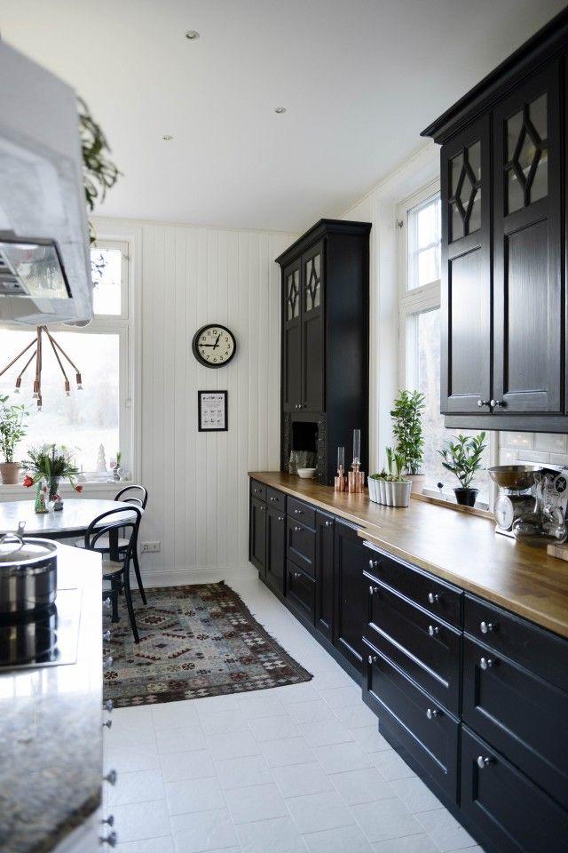 Drömhus/Sköna hem, kitchen