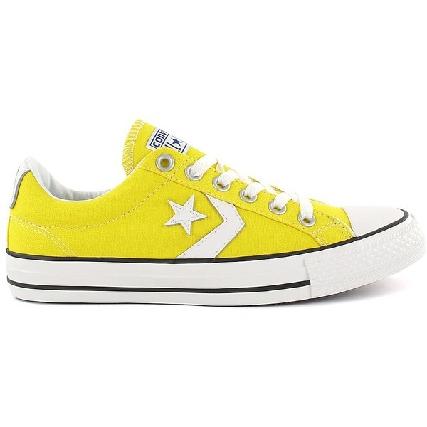 Converse Star Player Ev Ox ($115) ❤ liked on Polyvore