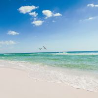 secluded gulf coast beaches