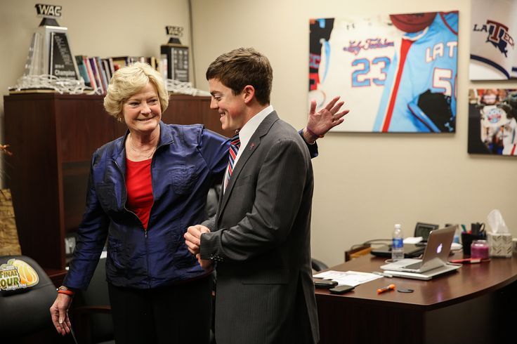 Pat Summitt's Dream Day: Son Tyler Takes Over at La. Tech