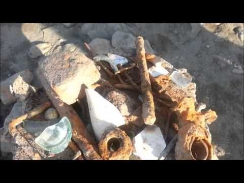 "▶ ""Red Banks"" resurfaces from Folsom Lake - YouTube"