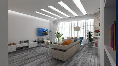 Sergey Batarchuk: Дизайн интерьера кухни-гостиной by NANADESIGN г. С...