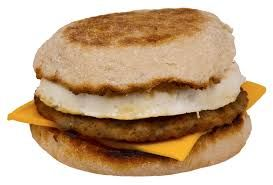 Enjoy a delicious egg sandwich! Your protein would be the meat and egg, your fat would be the cheese and your fast carb would be the bread. Learn more at www.Mydietfreelife.com