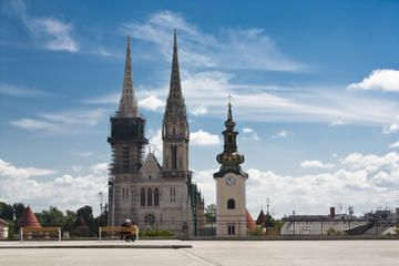 Zagreb Cathedral of the Assumption, Croatia